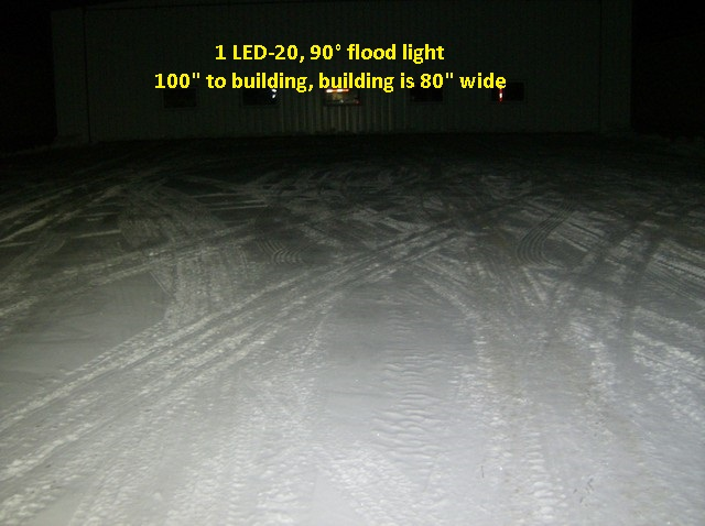 Picture of LED-20 flood