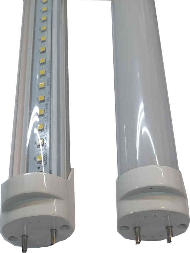 Picture of 4'  T8  LED tube CK-22-4 Rotate,  Frosted Tube