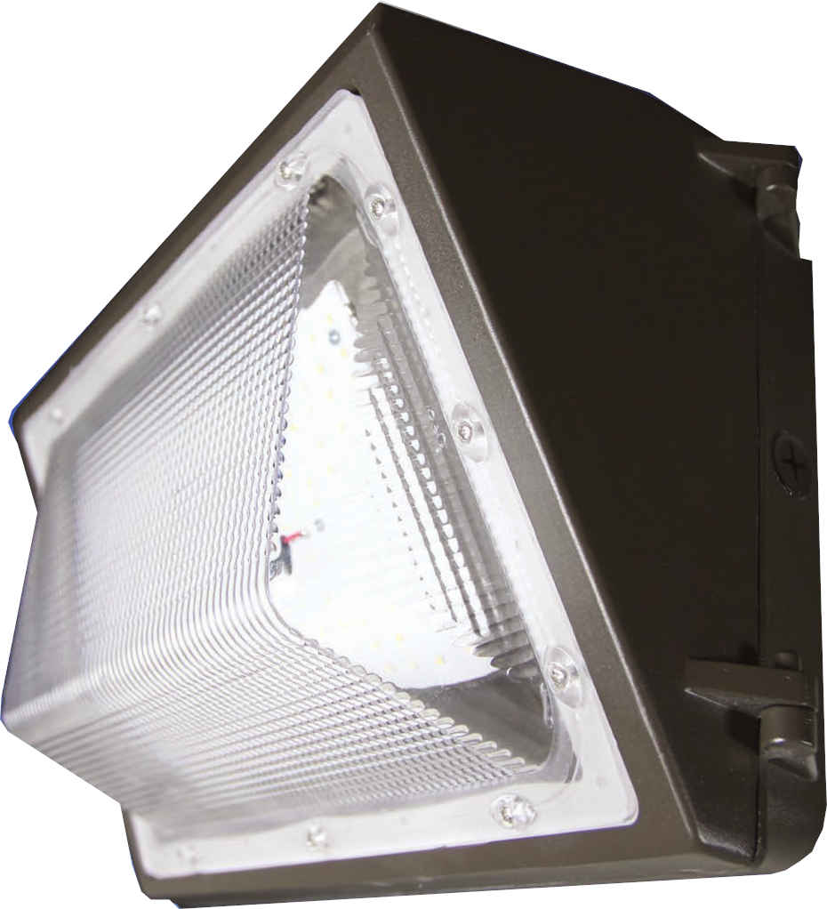 Picture of 120 watt LED Wall Pack with Photo Cell