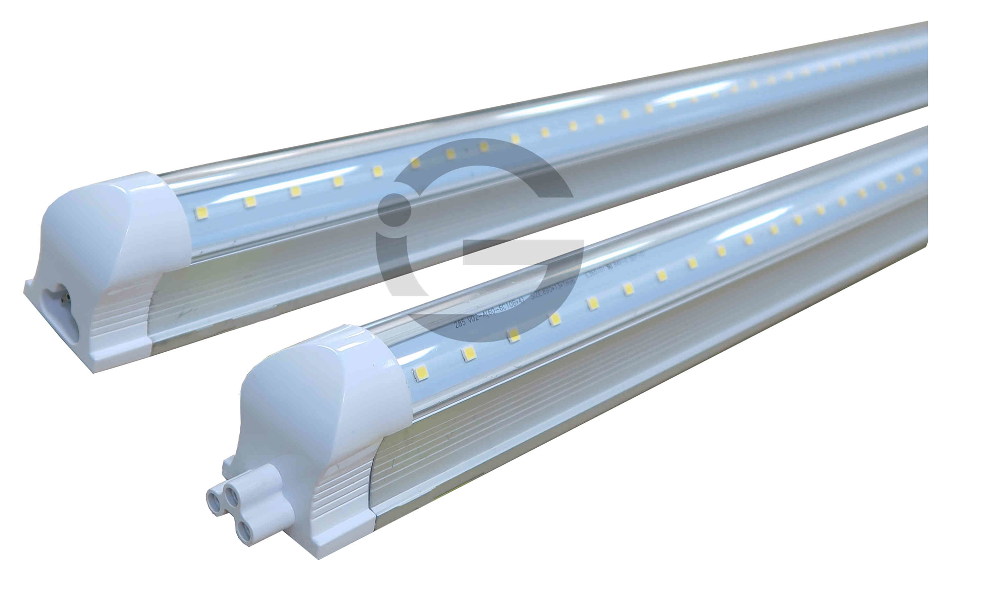 Picture of Integrated T8 Tube - 22W, 4ft - IGLO LED - Case of QTY 25.