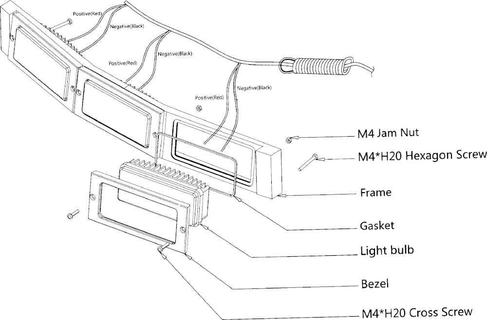 Picture of LED Hood Conversion Kit, LED-3000