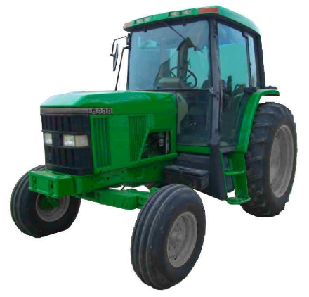 Picture of Larsen LED kit for JD 6x00 series tractors