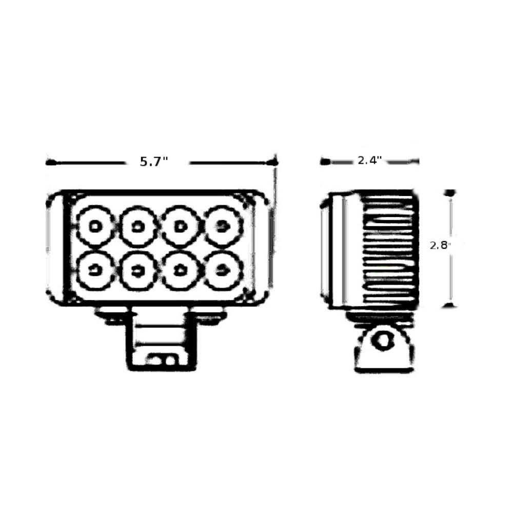 LED-624 size