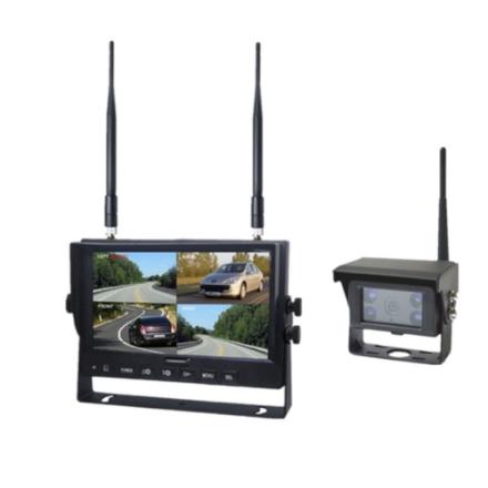 Larsen 7 inch wireless system
